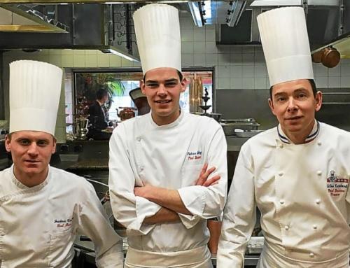 Disparition de Paul Bocuse. Des Chefs israéliens formés par l'Institut Bocuse.